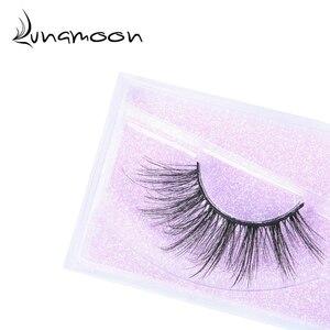 Image 4 - 3D Mink Hair sztuczne rzęsy naturalne/grube długie rzęsy Wispy Makeup Beauty Extension Tools