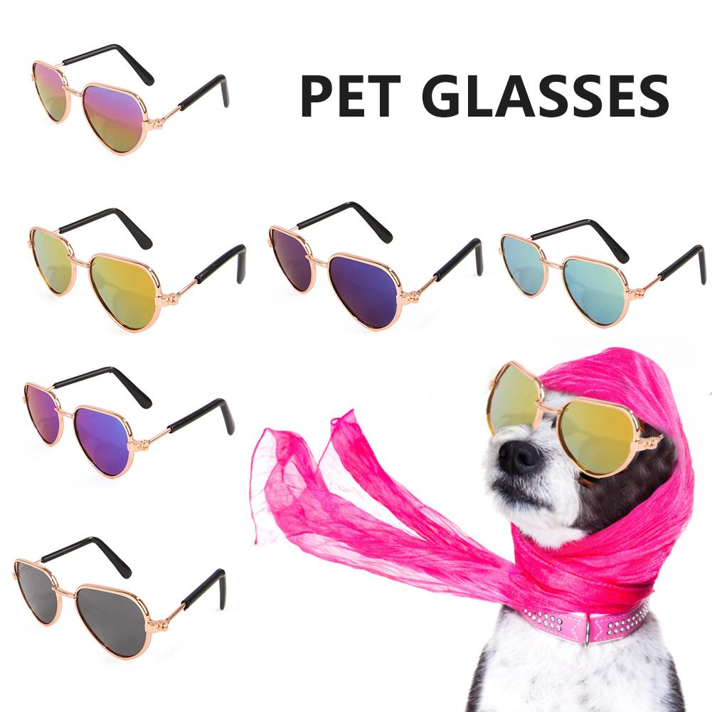 font b Pet b font Glasses Cat Polarized Sunglasses Funny Personality Clothing Performance Dog Glasses