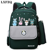 Kids Bags Waterproof Backpack 2-Piece-Set Sac Rugzak Enfant Plecaki Rugtas Fashion