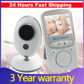 VB605 Wireless Control Baby Care Baby Monitor Camera 720P Security Video Surveillance Lullaby Two Way Audio Talk Night Vision