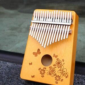 17-key finger Kalimba Mbira Sa