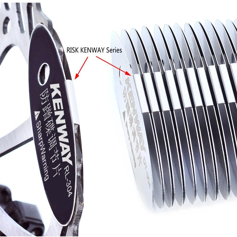 Mountain Bike Bicycle Hydraulic Disc Brake Adjusting Pad Washer Rotor Alignment
