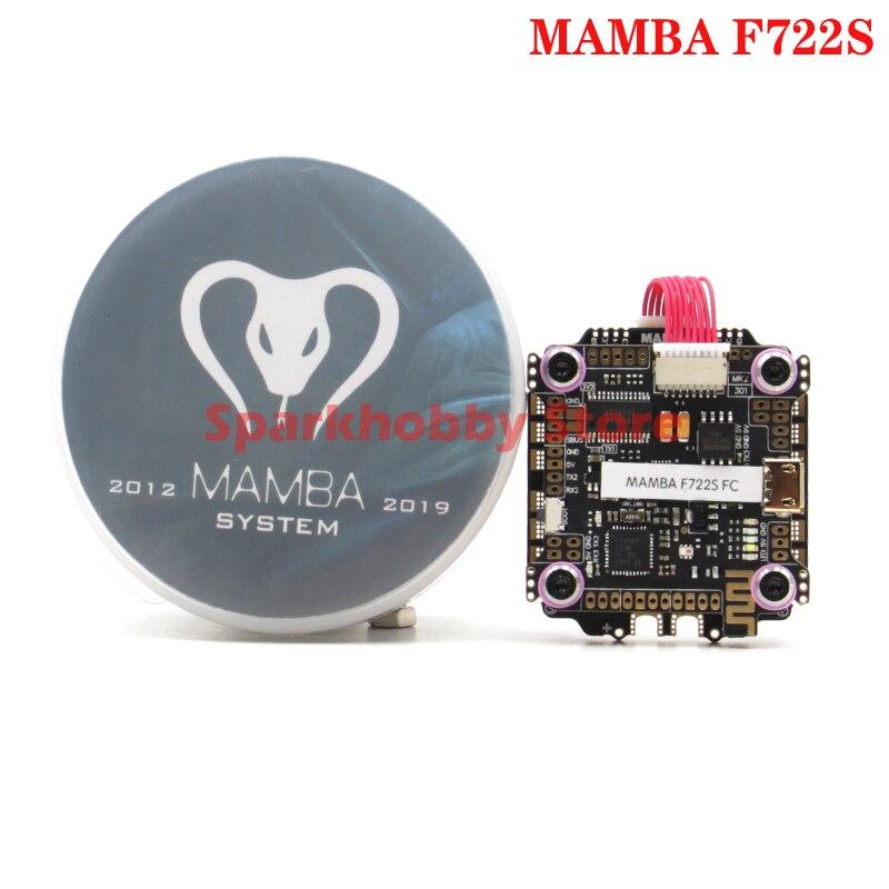 MAMBA F722S Betaflight Controlador De Vuelo OSD/5/9 V 9 V 2A De BEC & 506 50A 3-6 S Blheli_32 Dshot1200 Racing Sin Escobillas ES