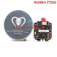 MAMBA F722S Betaflight controlador de vuelo OSD/5/9 V 9 V 2A de BEC & 506 50A 3-6 S Blheli_32 dfusil 1200 Racing sin escobillas ES