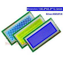 Display-Screen Graphic 192X64 KS0107 Lcd-Module LCM Negative 5v 192--64 Build-In Led-Backlight