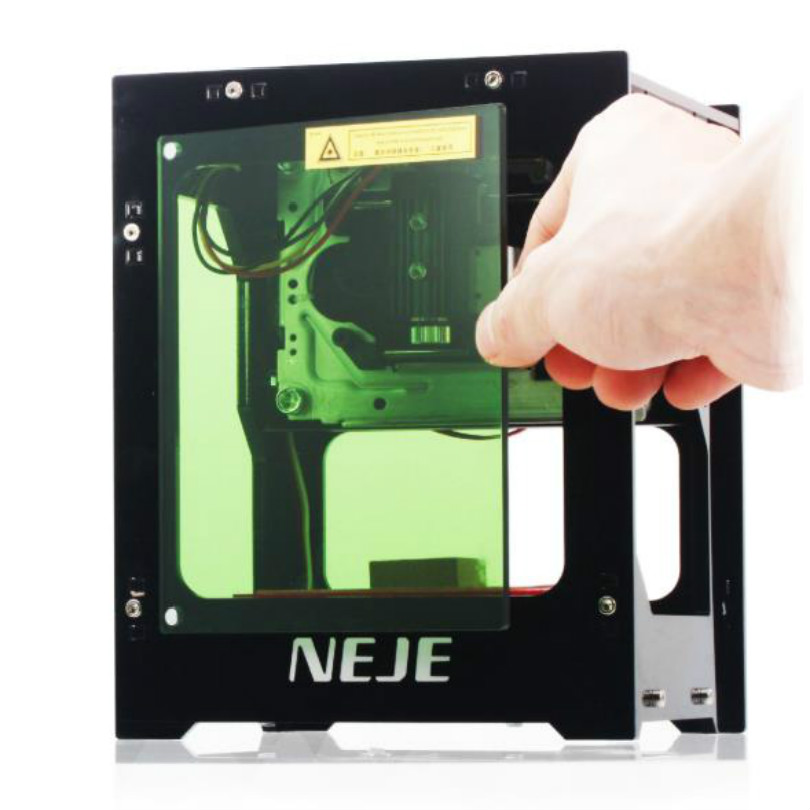 Automatic Portable 1000mW Wood Leather Plastic Cnc Laser Engraver Cnc Router Laser+engraving+machines Mini Engraving Machine