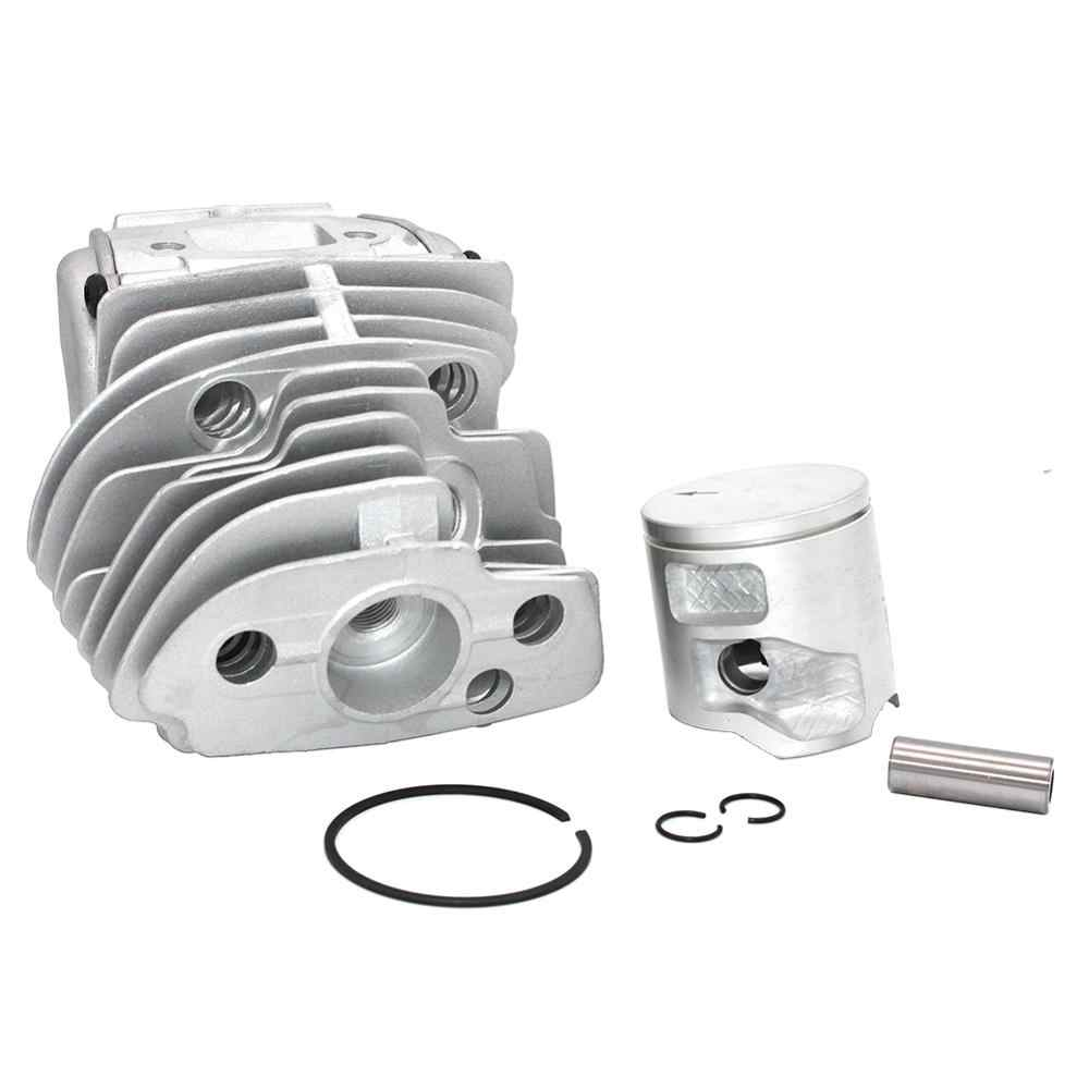 Kit pistone cilindro 43mm per Jonsered CS2252 CS2253 CS2253WH 577764706 577764708 577764707