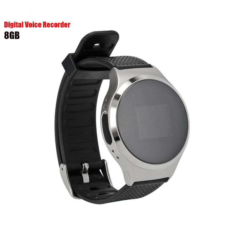 Mini Dictaphone Watch Mp3-Player Voice-Recorder Bracelet-Design Digital USB