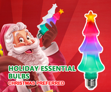 LED Flame Lamp E27 Dynamic Effect Emulatio Ambilight RGB Bulb Christmas Decor Lights Atmosphere Lighting 220V