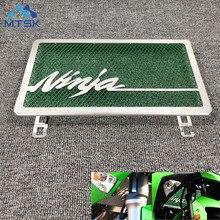 Защитная крышка для радиатора мотоцикла, решетки радиатора для Kawasaki Ninja 250 300 ZX300R ZX250R Ninja 250R 2010 2013 2014 2015