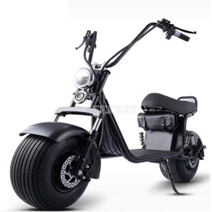 X9 55-60km Double Person Electric Scooter Vehicle Shock Absorption Anti-theft Adult Electric Bicycle EBike 1500W/2000W