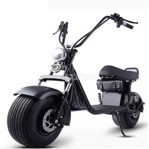 Electric Scooter Vehicle Adult 1500W/2000W Anti-Theft 55-60km X9 Shock-Absorption Double-Person