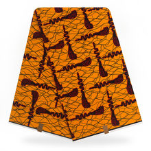 Veritable wax Veritable guaranteed real dutch wax high quality pagne real wax Veritable 6yards african ankara sewing fabric