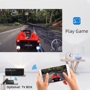 Image 5 - 2020 New BYINTEK K19 1080P Full HD LCD LED Home Theater Digital laSeR Video 3D 4K Projector Beamer(Optional Android 10 TV Box)