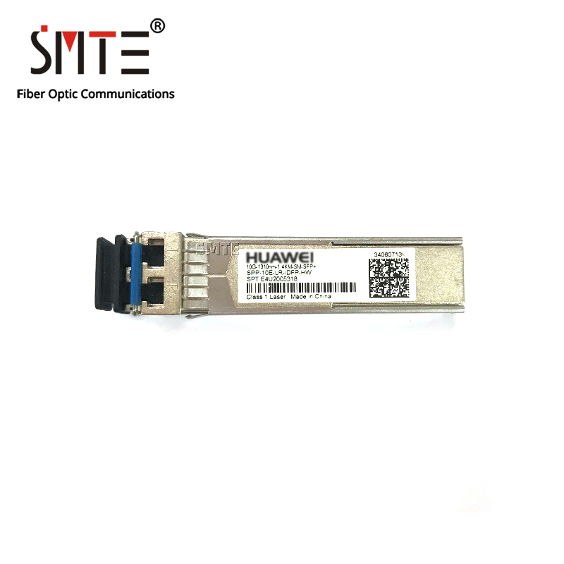 HW SFP 10G Single-mode SPP-10E-LR-IDFP-HW 34060713 10G-1310nm-1.4KM-SM-SFP+ SPT D9W2006732 Optical Transceiver