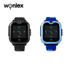 Wonlex KT13 Smart-Uhr 4G GPS Android Baby Handgelenk Uhr Lage Tracker Kinder Sim-Karte Video Aufruf SOS-Monitor Kinder Geschenke