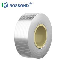 1 rolka szerokość 5cm długość 5m taśma z kauczuku butylowego z folii aluminiowej samoprzylepna wodoodporna taśma do naprawy rur dachowych uszczelnianie Super Fix tanie tanio CN (pochodzenie) ELECTRICAL aluminum foil adhesive tape Taśmy izolacyjnej nano magic tape tape double sided tape super fix