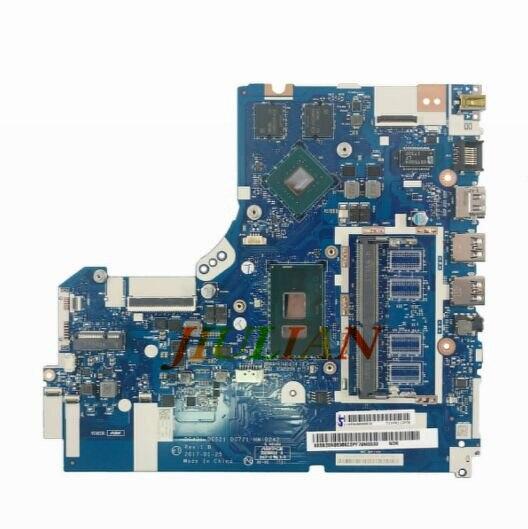 Original for Lenovo 320-15IKB I7-7500U 4G Laptop Motherboard NM-B242 5B20N86366