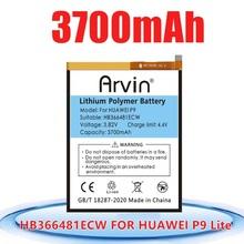 3700mAh oryginalna Bateria telefonu HB366481ECW dla Huawei honor 8 honor 8 lite honor 5C Ascend P9 huawei P10 P9 Lite G9 Bateria tanie tanio Arvin 3501 mAh-5000 mAh Kompatybilny ROHS CN (pochodzenie) For Huawei P9 Lite honor 8 p10 Lite p8 Lite 2017 p20 Lite p9lite