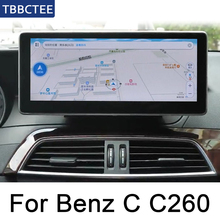 For Mercedes Benz C Class C260 2007~2014 Car Android System 1080P IPS LCD Screen Car Radio Player GPS Navigation BT WiFi AUX octacore android 8 0 4 32gb 10 25 ips screen car dvd player gps navigation for mercedes benz c glc gls w205 glc x253 2014 2017