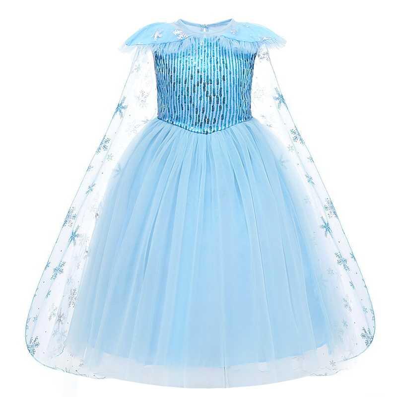 2019 детское платье Белоснежки для девочек, платье принцессы для выпускного вечера, Детская праздничная одежда в подарок для малышей, нарядная одежда для подростков