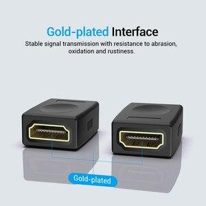 Vention HDMI удлинитель Женский Кабель HDMI удлинитель адаптер для PS4 монитор HDMI кабель HDMI конвертер