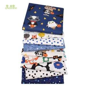 Tela De Cortina de tapicería de tela niños Mar pingüinos material 140 CMS