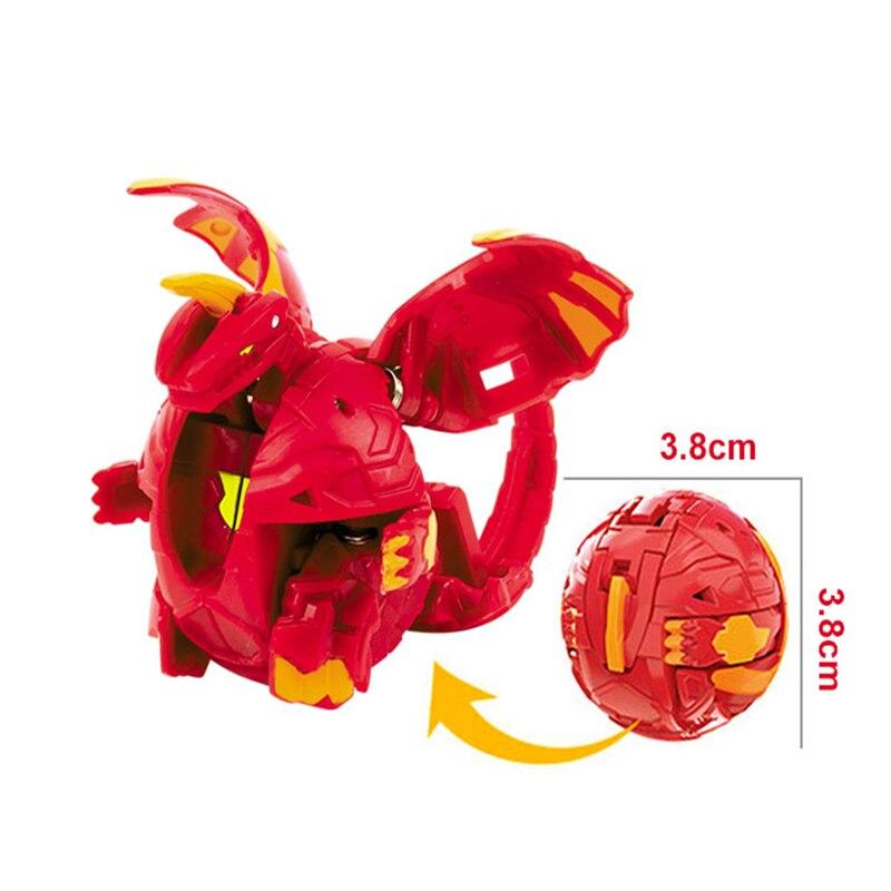 Горячая битва планета деформация Животное действие игрушка фигурки мгновенная деформация игрушка монстр Дракон динозавр игрушки Трансформеры игрушки - Цвет: Темно-серый