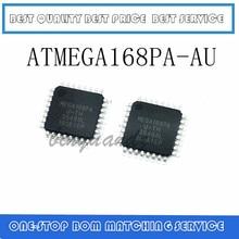 จัดส่งฟรี 50 ชิ้น/ล็อต ATMEGA168PA AU ATMEGA168PA ATMEGA168 TQFP 32 IC สต็อก!