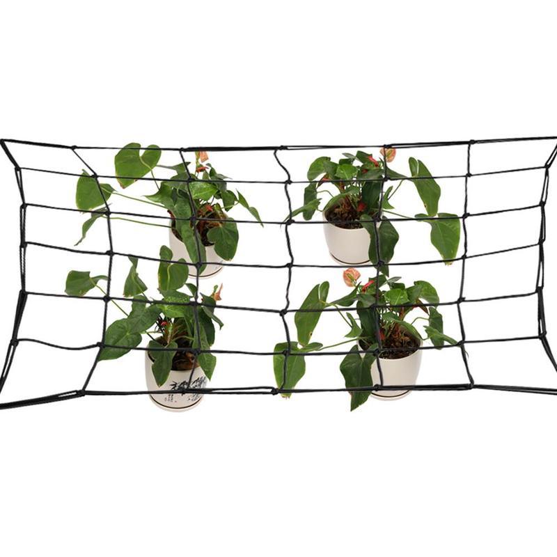 1pcs Herbal Growth Elastic Net New Mesh Dry Drying Herb Nets Dry Ingress Grass Elastic Net