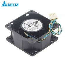 Fan 60MM Delta Super-Violent for RH2285 PFC0612DE 6CM 6--6--3.8cm 6038 12V Winds Original
