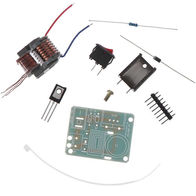 1 комплект 15KV трансформатор постоянного тока Высокое напряжение дуги зажигания инвертор Boost электронный комплект Модуль платы блока программного управления