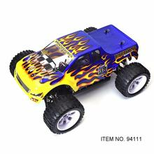 HSP RC Car 1/10 Scale 4wd Off Road Monster Truck 94111 Electric Power 4x4 vehicle Toys High Speed Hobby Remote Control Car hsp rc car 1 10 scale nitro power 4wd remote control car 94106 off road buggy high speed hobby car similar redcat himoto racing