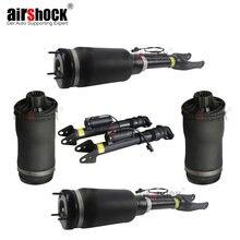 Airshock 6 шт передние пневматические пружины задние в сборе