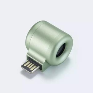 Image 4 - يوبين غيلدفورد USB ناشر هواء صغير للسيارة لتنقية الهواء الليمون/البرتقال الروائح خزانة للطفل المحمولة الهواء المعطر