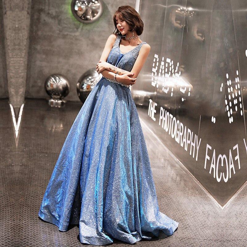 Elegant Appliques Party Prom Formal Dress