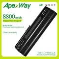 Apexway 8800 мАч 11,1 V батарея для hp павильон DV2000 DV6000 для Presario V3000 v6000 EV089AA EX941AA HSTNN-LB31 EV088AA EX940AA - фото
