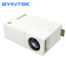 цена на USB TF AV DC5V-in LCD LED Mini Video BYINTEK ML219 Home Theater Portable HDMI Projector Proyector Projetor Projektor Beamer