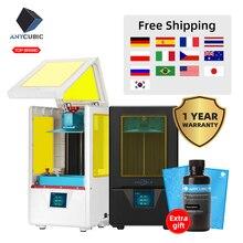 ANYCUBIC Photon S LCD 3D принтер 405nm матрица УФ светильник Быстрый срез двойной оси Z SLA 3D принтер Фотон обновленный impresora 3d