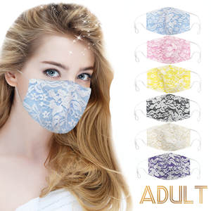 Face-Cover Cloth Fabric Halloween Cotton Mouth for Germ Protect Cosplay Mask Maks Mascherine