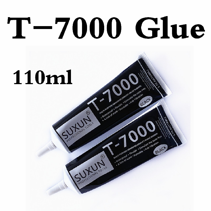 1PC <font><b>110ml</b></font> T-7000 Glue <font><b>T7000</b></font> Multi Purpose Glue Adhesive Epoxy Resin Repair Cell Phone LCD Touch Screen Super Glue T 7000 <font><b>T7000</b></font> image