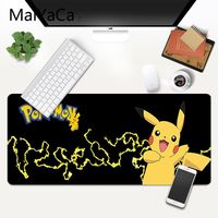 MaiYaCa Pokemons DIY Design Pattern Game mousepad XXL Mouse Pad Laptop Desk Mat pc gamer completo for lol/world of warcraft 6