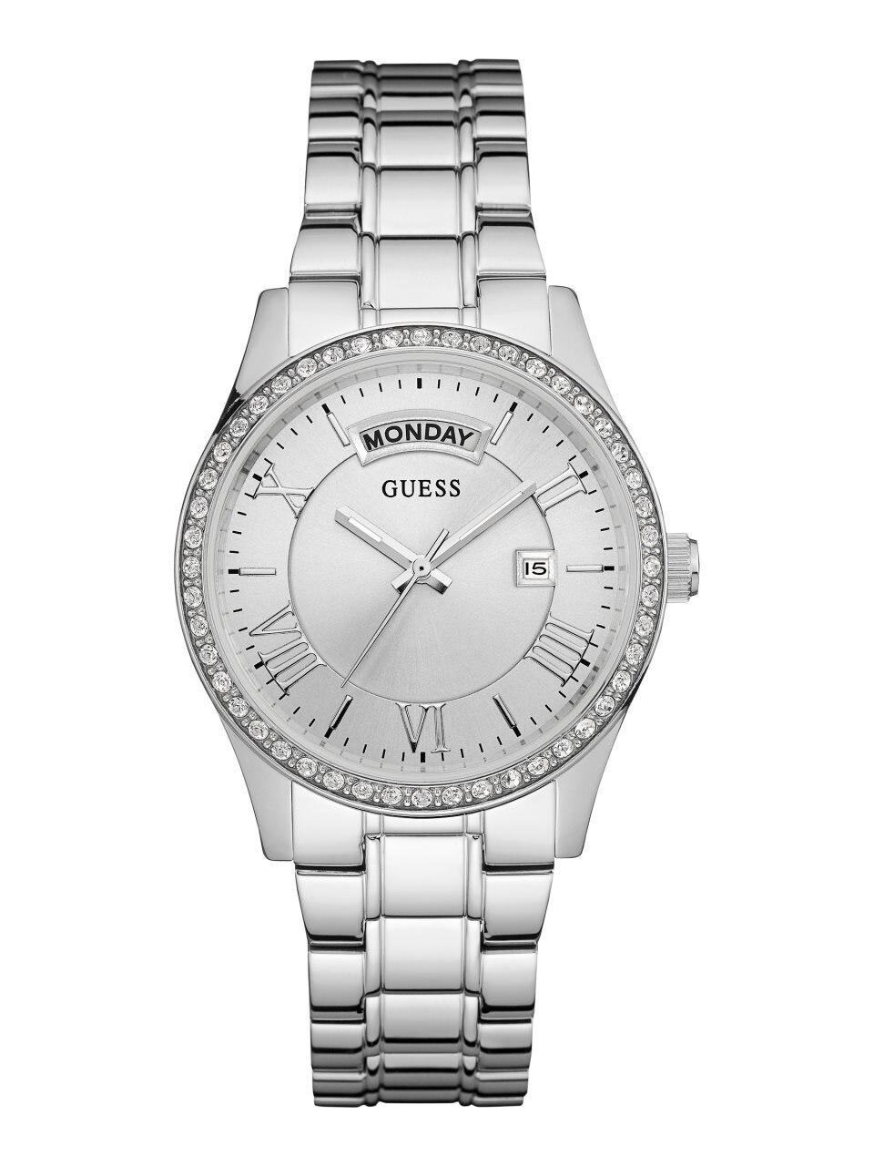 Guess mulher relógio analógico w0764l1