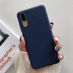 Image 3 - TPU רך מקרה Huawei Y5 Y6 Y7 2019 2018 מקרה כיסוי 360 להגן על סיליקון חזרה כיסוי עבור Coque Huawei Honor 8A 8X8 S 8C מקרה כיסוי