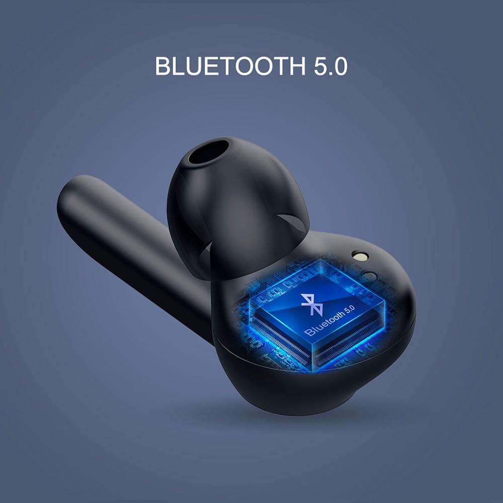 Arylic Echte Draadloze Bluetooth 5.0 Lage Latency Oortelefoon Game Oordopjes Met Microfoon Grote Batterij Capaciteit M500 Tws Mic Headset - 5