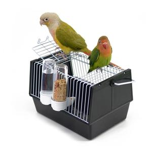 Portable Bird Cage Out To Carr