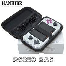 ANBERNIC ป้องกันสำหรับคอนโซลเกม Retro RG350 กระเป๋ารุ่นเกม RG 350 กระเป๋ามือถือคอนโซลเกม Retro