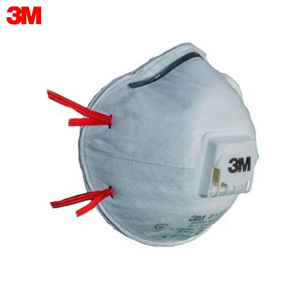 3m respiratore anti polveri con valvola ffp3