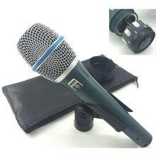 גבוהה באיכות BETA87A בטא 87A קריוקי ווקאלי Wired Cardioid דינמי מיקרופון מייק מיקרופון עבור BETA87A בטא 87A בטא 87 Microfone