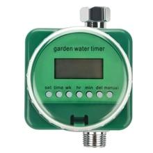 Датчик горячего дождя с ЖК-дисплеем автоматический полив сада таймер полива таймер орошения контроллер